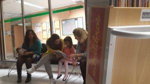 Servicio de Urgencias. Hospital Materno Infantil de Granada