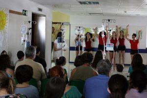 El FEX 2015 en el Hospital Materno Infantil de Granada