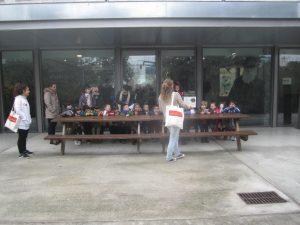 Parque de las Ciencias de Granada. Día de la lectura en Andalucía, 2014