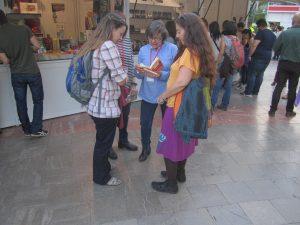 Feria del Libro de Granada 2015